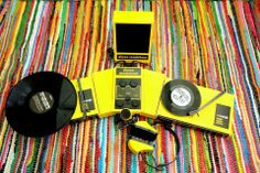 Corgi Disco Roadshow kids DJ set, 1978