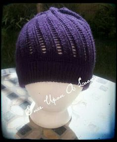 Once Upon A Loom: Free Pattern: Oz Twister Beanie Plus Video