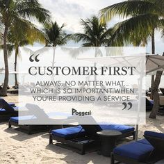 Poggesi always puts the customer first no matter what. Thats important in any company providing a service. The culture here is phenomenal! -Steven T. Outdoor Umbrellas, Shade Umbrellas, Luxury Life, Luxury Living, Modern Living, No Matter What, Outdoor Living, Outdoor Decor, Patio Design