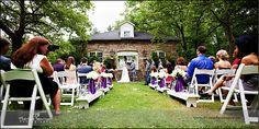peter allen house wedding photo ceremony