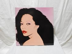 Vinyl Records and Vintage T-Shirts. Vintage Records, Diana Ross, Vinyl Records, Disney Characters, Fictional Characters, Electric, Silk, Disney Princess, Art