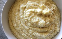 Creamy polenta with almond milk The Conscious Kitchen Creamy Polenta, Almond Milk, Food For Thought, Apps, Snacks, Ethnic Recipes, Kitchen, Desserts, Recipies