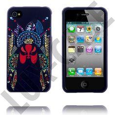 Zing (Red Wizard) iPhone 4 Deksel