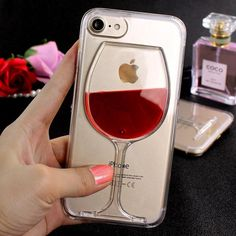 Glass of Wine Phone Case