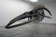 Gabriel Orozco, Dark Wave, 2006. 304 x 392 x 1375 cm