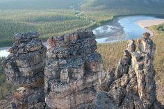 Anabar Plateau - Siberia.