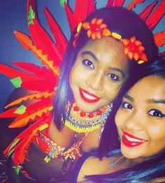 #tribecarnival #venusflytrap #redlips #trinidad #caribbean #carnival #guyana by imarahradix