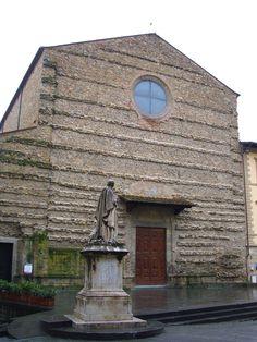 Arezzo-Basilica di San Francesco - San Francesco (Arezzo) – Wikipedia