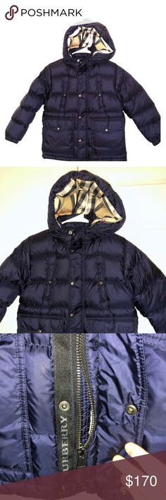 5cbec6b099c60 💯authentic Burberry down puffer jacket size 8 Bran new never been worn the  tag is