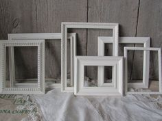 love this frame set! $68