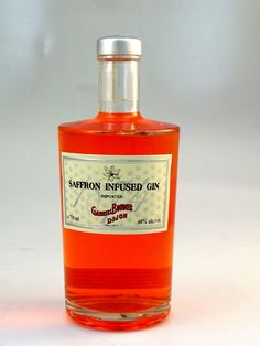 Gabriel Boudier Saffron Infused Gin - I'm intrigued