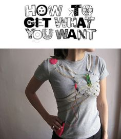 DIY Wearable Technology Resource - Fashioning Technology