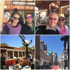 Cable car-ing with the crew  by kelbags