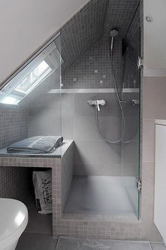 Image result for attic bathroom designs