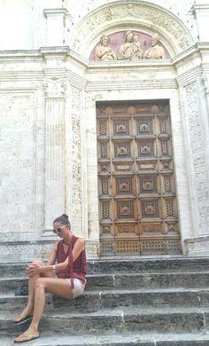 Tuscany, Italy, Summer Fashion