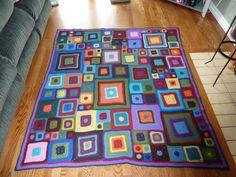 Babette Cascade 220, Yarns, Crochet Projects, Blankets, Knit Crochet, Kids Rugs, Diy Crafts, Sewing, Knitting