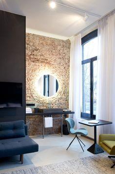 Boutique hotel, Amsterdam by Jeroen de Nijs 04                                                                                                                                                                                 More