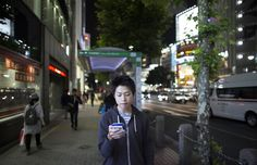 Pokémon Go, With a Corporate Tie-in, Debuts in Japan - The New ...