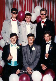 35 Ridiculous '80s Prom Photos