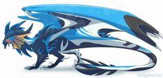 Dragon 1 [CLOSED] - by DNK-Anais