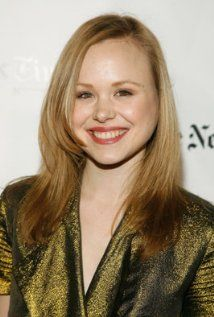 Alison Pill- Maeve  (she can be fierce and does good big crazy eyes!)