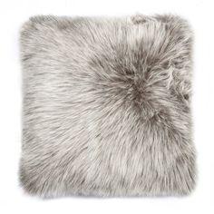 Willa Arlo Interiors Gaetane Faux Fur Throw Pillow & Reviews   Wayfair.ca