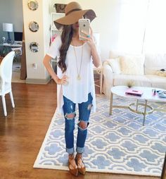 Summer look - style - fashion Pinterest: @kimvantuijlx