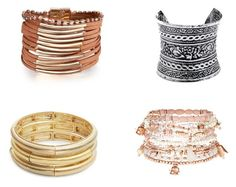 """Bracelets"" by richard-cmi ❤ liked on Polyvore featuring Nanette Lepore, LULUS and Accessorize"