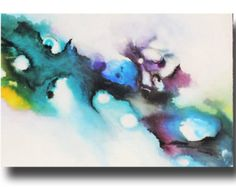 Painting on Canvas Large Original Abstract by heatherdaypaintings