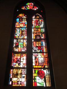 St. Martinuskerk Maastricht Stained Glass