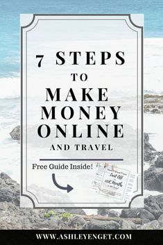 Learn how to make money online & master working from home, so you can leave that grind for good!