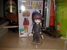 Eiji Niizuma trading figure - Bakuman! Really cool ;) Thanks to Cotaku shop
