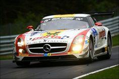 2015 Goodbyes, Mercedes Benz SLS AMG GT3