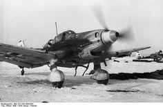 Junkers JU87 - Russia Jan-Feb 1943