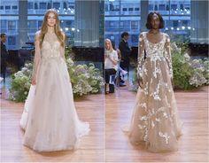 Monique Lhuillier - NY Bridal Week 2017