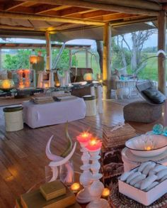 &Beyond Xaranna Okavango Delta Camp Botswana. Like the water lily from which it takes its inspiration, &Beyond Xaranna Okavango Delta Camp nestles deep in the heart of the watery wonderland that makes up the Okavango Delta.