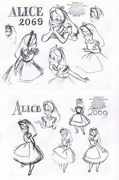 Alice model sheet ✤ || CHARACTER DESIGN REFERENCES | キャラクターデザイン • Find more at https://www.facebook.com/CharacterDesignReferences if you're looking for: #lineart #art #character #design #illustration #expressions #best #animation #drawing #archive #library #reference #anatomy #traditional #sketch #development #artist #pose #settei #gestures #how #to #tutorial #comics #conceptart #modelsheet #cartoon || ✤