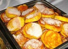 Die maklikste resep vir die heerlikste pampoenkoekies - 'n groot gunsteling! South African Dishes, South African Recipes, Kos, Braai Recipes, Cooking Recipes, What's Cooking, Pumpkin Fritters, Veggie Dishes, Side Dishes