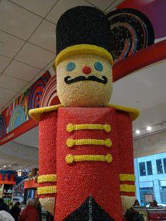 FAO Schwarz toy store, Fifth Avenue, New York