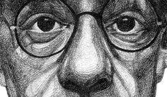 Everett Jacobs Ballpoint Pen Drawings