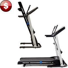 TREADMILL Folding Portable Fitness Cardio Total Body Workout Home Gym Machine