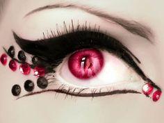 amazing makeup   EyeMakeup Designs Designsmag 14 Absolutely Amazing Eye Makeup Designs