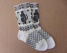Bildresultat för moomin knitting pattern Moomin, Christmas Stockings, Free Pattern, Knitting Patterns, Holiday Decor, Sewing Patterns Free, Cable Knitting Patterns, Knit Patterns, Knitting Stitch Patterns