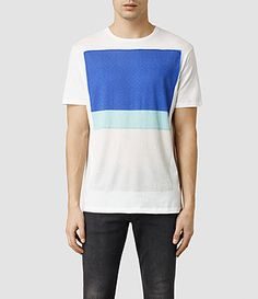 AllSaints Mens T-Shirts | Crew Neck, V-Neck, Printed & Graphic Tees