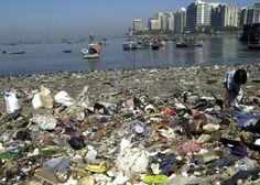 Nach Schätzungen des Umweltprogramms der Vereinten Nationen (UNEP) landen davon mehr als 6,4 Millionen Tonnen in den Ozeanen. Jahr für Jahr....