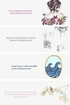 Shatter Me Trilogy