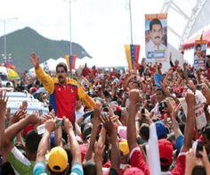 LA VOZ DE SAN JOAQUIN: Invitan al pueblo a acompañar al presidente Maduro...