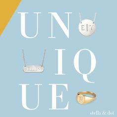 Sneak Peek Boutique UNIQUE | Stella & Dot FR
