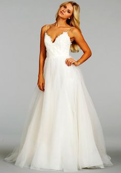 Alvina Valenta 9216 Wedding Dress - The Knot