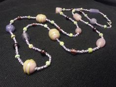 Grapes of Wrath Necklace by LoveFromNikki on Etsy